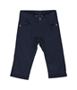 Immagine di Pantalone in Piquet Blu - Brums