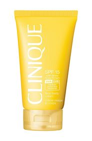 Immagine di Crema solare Sun Face/Body Cream SPF 15 - Clinique