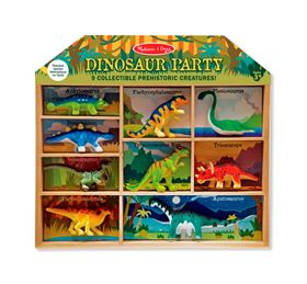 Immagine di Play Set 9 Dinosauri – Melissa & Doug