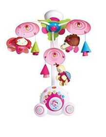 Giostrina Musicale Soothe n' Groove Mobile Princess Tiny Love