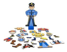 "Set Magnete ""Billy""- Melissa&Doug Cavaliere"