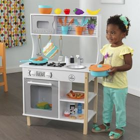 Cucina All Time Play – Kidkraft con bimba