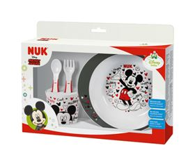 Set Pappa Mickey Mouse - Nuk SCATOLA