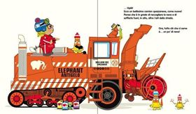 "Libro Illustrato ""Il Meraviglioso Mondo dei Camion di William Bee"" - Sassi Junior_1"