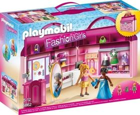 Boutique Portatile 6862 Fashion Girls - Playmobil