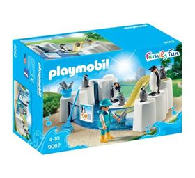 Vasca dei Pinguini Family Fun - Playmobil_0