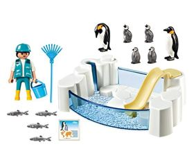 Vasca dei Pinguini Family Fun - Playmobil_1