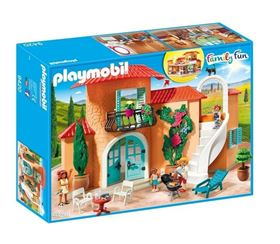 Villa Sunny Holiday Family Fun - Playmobil_0