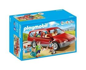 Auto Familiare Family Fun - Playmobil
