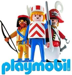 Immagine per la categoria Playmobil Knights & Pirates