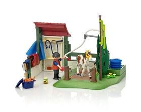 Area di cura dei cavalli Country - Playmobil