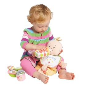 Set pappa per bambola di pezza Baby Stella - The Manhattan Toy