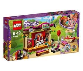 LEGO Friends - 41334 - La performance al parco di Andrea