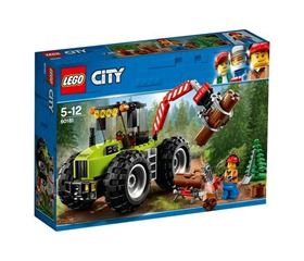 LEGO City Great Vehicles - 60181 - Trattore forestale