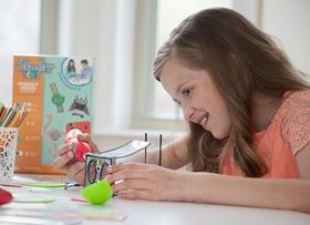 Set Design per penna 3D - 3Doodler Start uso