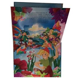 "Libro Pop Up ""Peter Pan"