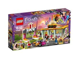 LEGO Friends - 41349 - Il fast-food del go-kart
