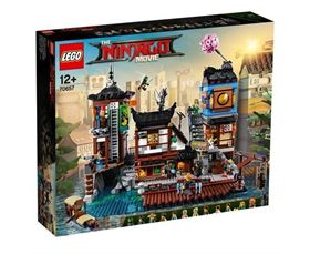 THE LEGO NINJAGO Movie™ - 70657 - Porto di NINJAGO City