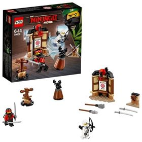 THE LEGO® NINJAGO® MOVIE™ - 70606 - Addestramento Spinjitzu dettaglio
