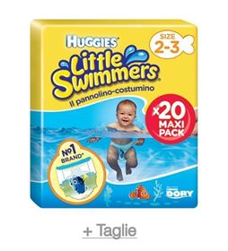 Pannolini Costumini Huggies® Little Swimmers®