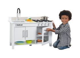 Cucina giocattolo in legno Little Cook's Work Station - KidKraft