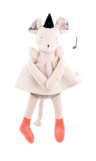 Mimi Topo Musicale Les Petits - Moulin Roty