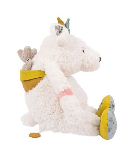 Orso Bianco Musicale Memoire d'Enfant - Moulin Roty