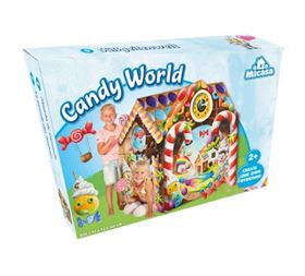 Tenda Casetta Candy World pack