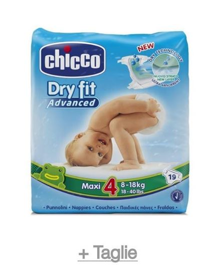 Pannolini Dry Fit Advanced - Chicco