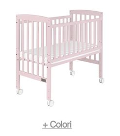 Lettino Culla Co-Sleeping Lella Color - Picci