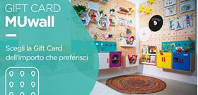 Gift Card per MUwall